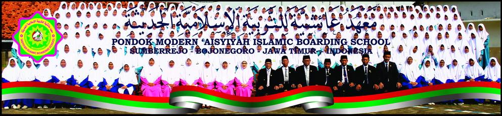 Aisyiyah Islamic Boarding School Sumberrejo Bojonegoro