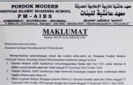 Update 20 Mei 2020: Maklumat PM. AIBS Bojonegoro
